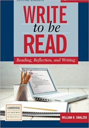 Write to be Read - Student's Book-cambridge-9780521547468