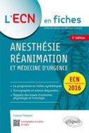 Anesth�sie r�animation
