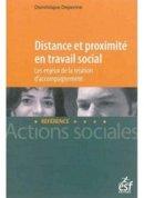 Distance et proximit� en travail social