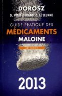 Guide pratique des m�dicaments 2013