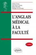 L'anglais m�dical � la facult�