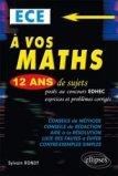 À vos maths ECE