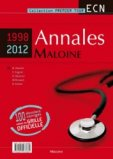 Annales Maloine Internat ECN (1998-2012). 3 volumes