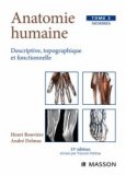 Anatomie humaine Tome 3 Membres