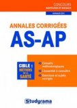 Annales corrigées AS-AP