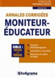 Annales corrigées Moniteur-éducateur
