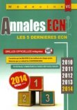 Annales ECN 2010-2014