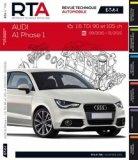 Audi A1 (09/2010 à 01/2015) 1.6Tdi 90 et 105CH