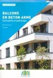 Balcons en béton armé - Conception et pathologie