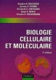 Biologie cellulaire et moléculaire