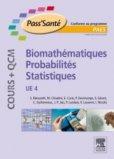 Biomathématiques - Probabilités - Statistiques UE4