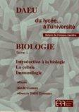 Biologie Tome 1