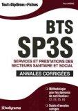BTS SP3S : annales corrigées et sujets d'entraînement