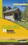 Cabanes et refuges - 25 randos, 129 cabanes - pyrenees-orientales