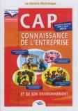 CD CAP connaissance de l'entreprise MAJ 2013