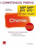 Chimie MP MP* PT PT*