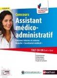 Concours Assistant médico-administratif - Catégorie B