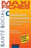 Connaissance de la personne et de son développement psychologique