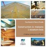 Construction de maisons � ossature bois