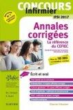 Concours Infirmier - Annales corrigées - IFSI 2017