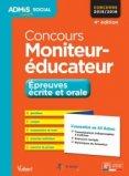 Concours Moniteur-éducateur Concours 2015/2016