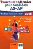 Concours infirmier pour candidats AS-AP 2016