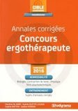 Concours ergothérapeute