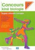 Concours kiné biologie