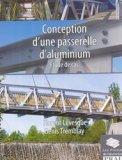 Conception d'une passerelle d'aluminium