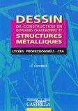 Dessin de construction en ouvrages chaudronnés et structures métalliques