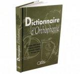 Dictionnaire d'orthophonie