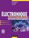 Electronique - Tout le cours en fiches