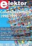 Elektor Collection complète 1990 - 1999