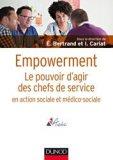 Empowerment - Le pouvoir d'agir des chefs de service en action sociale et médico-sociale