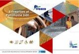 Entreprises et patrimoine bâti