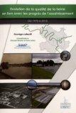Evolution de la qualité de la Seine en lien avec les progrès de l'assainissement
