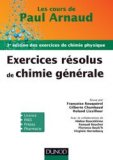 Exercices r�solus de Chimie g�n�rale