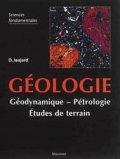 Géologie - Géologie, pétrologie, études de terrain