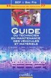 Guide du technicien en maintenance des véhicules et matériels