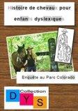 Histoire de chevaux pour enfants dyslexiques