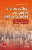 Introduction au g�nie des proc�d�s