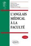 L'anglais médical à la faculté