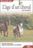 L'âge d'un cheval