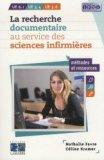 La recherche documentaire au service des sciences infirmières