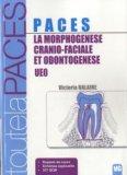 La morphogénèse cranio-faciale et ondotogénèse - UEO
