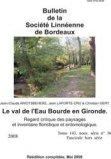 Le val de l'Eau Bourde en Gironde