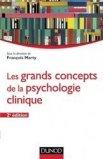 Les grands concepts de la psychologie clinique