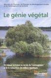Le génie végétal