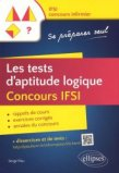 Les tests d'aptitude logique Concours IFSI