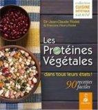 Les protéines végétales dans tous leurs états